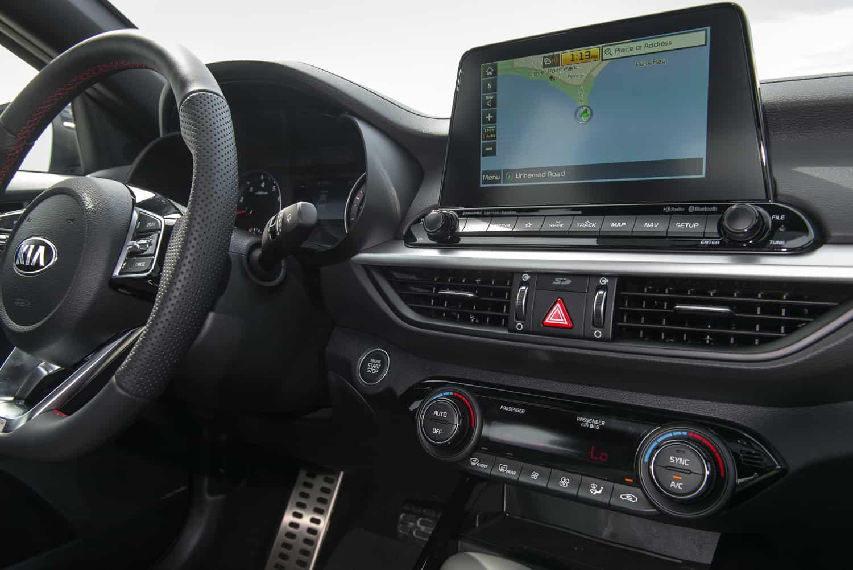 2020 Kia Forte GT-19