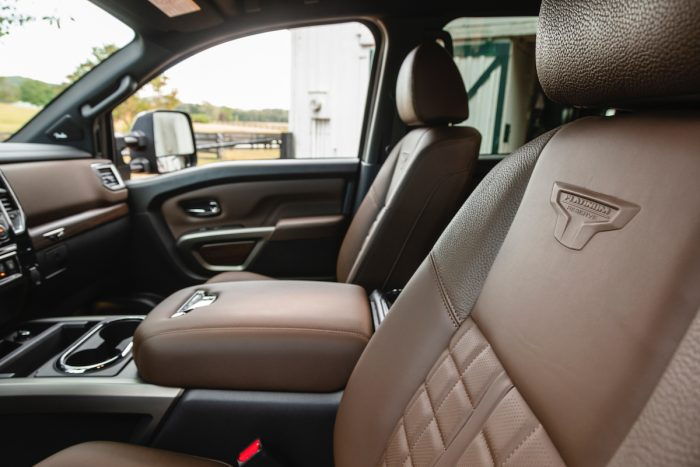 2020 Nissan TITAN XD