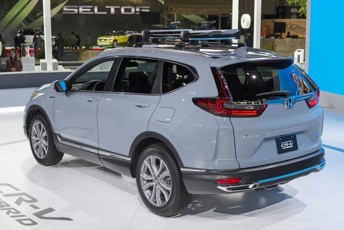 Honda Annouces 2020 Cr V Hybrid Release Date For The Us