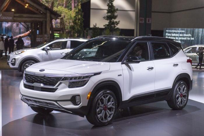2021 Kia Seltos Small SUV