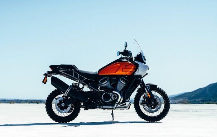 2021 Harley-Davidson Pan America Adventure Motorcycle