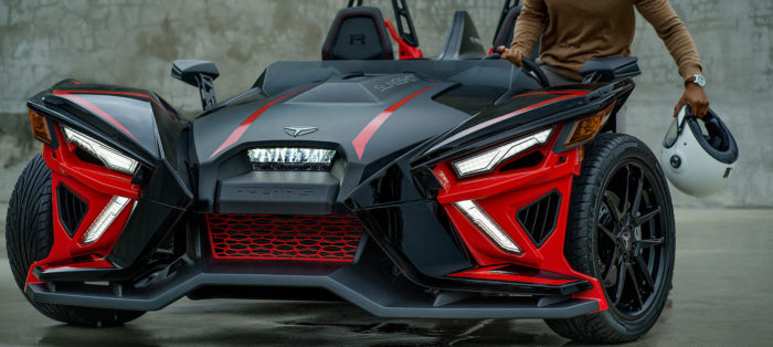 2020 POLARIS SLINGSHOT R AUTOCYCLE
