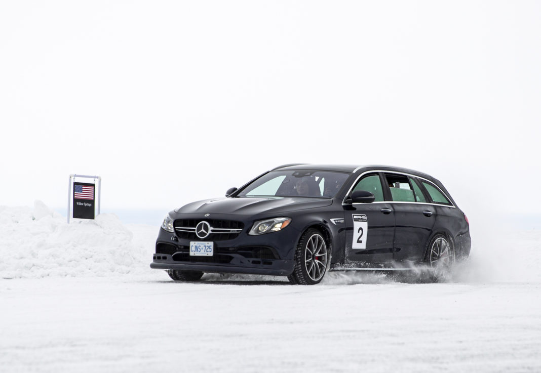 Mercedes-AMG Winter Sporting