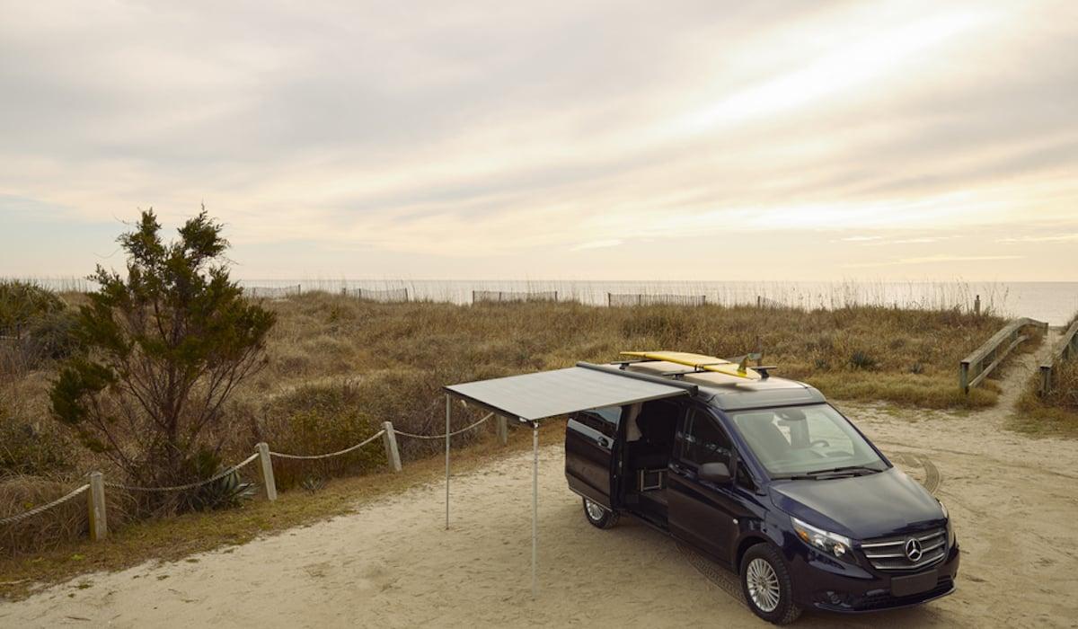 2020 Mercedes-Benz Metris Weekender Popup Camper Van 1