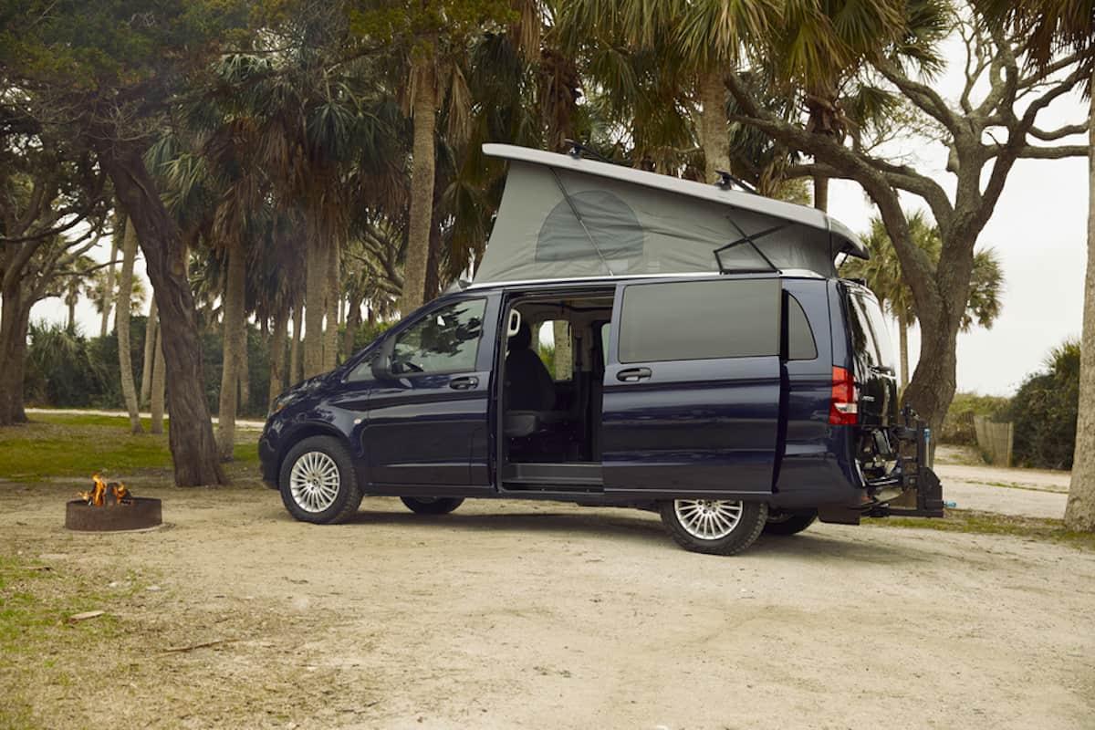 2020 Mercedes-Benz Metris Weekender Popup Camper Van 9