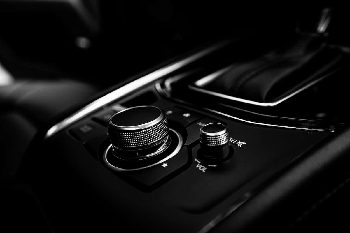 Mazda CX-5 Skyactiv-D Signature Review interior controls