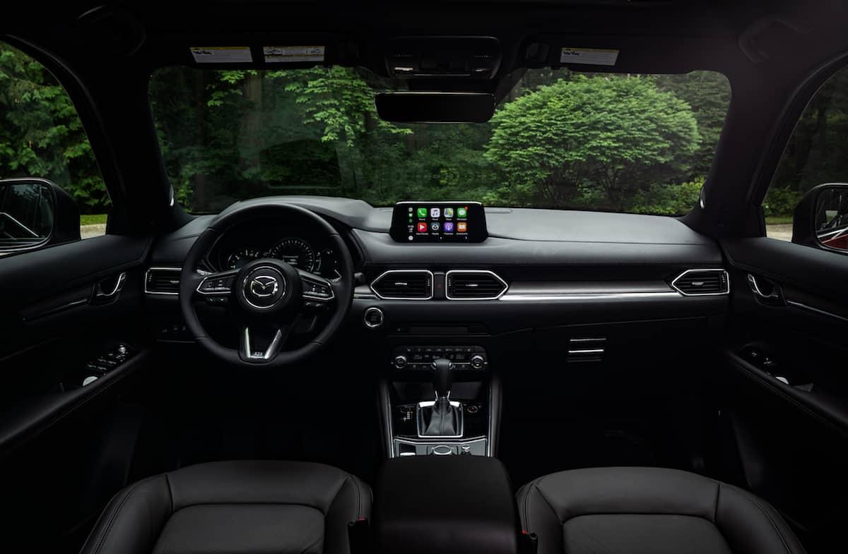 Mazda CX-5 Skyactiv-D Signature Review interior