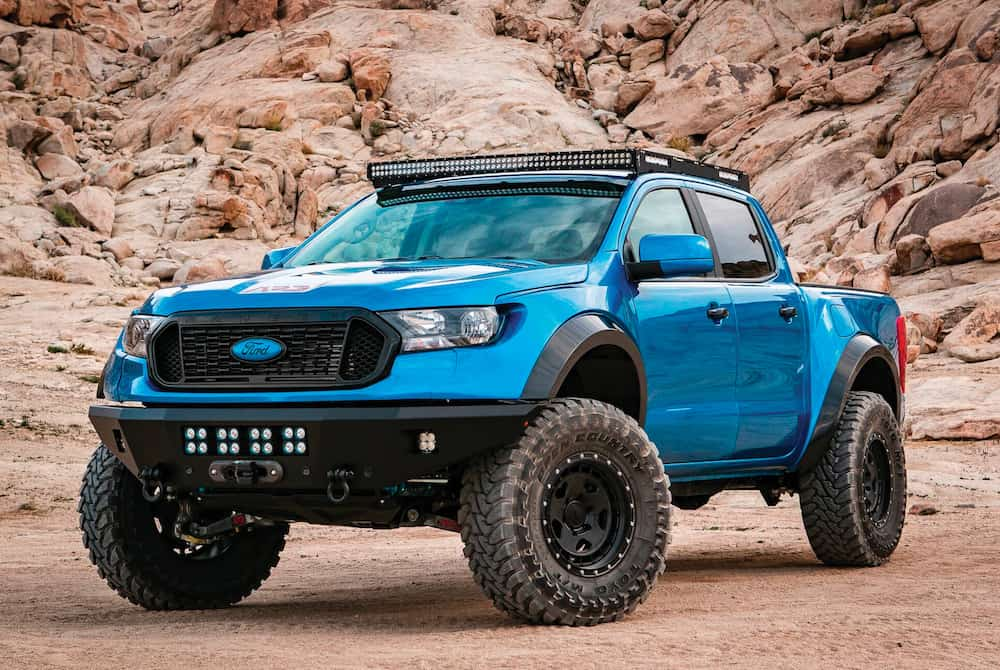 APG Ford Ranger ProRunner Series 1 package 5