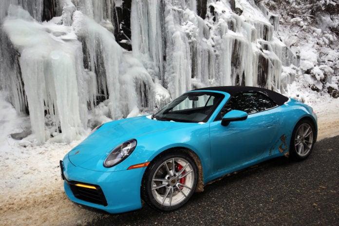 2020 Porsche 911 Carrera S Cabriolet Review Tractionlife Com
