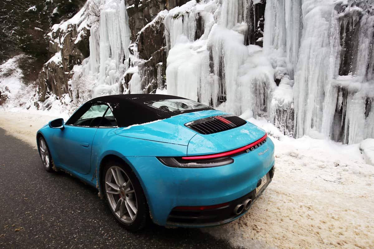 2020 Porsche 911 Carrera S Cabriolet review 19