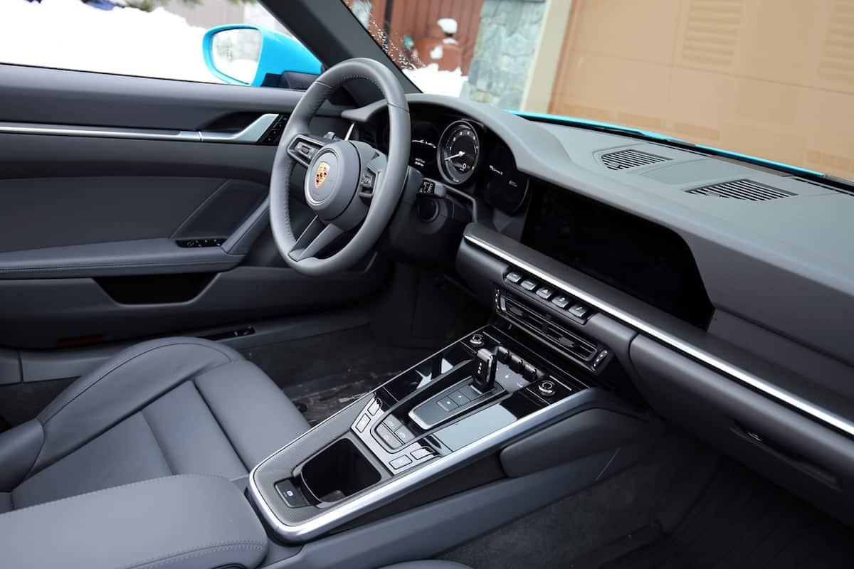 2020 Porsche 911 Carrera S Cabriolet review 22