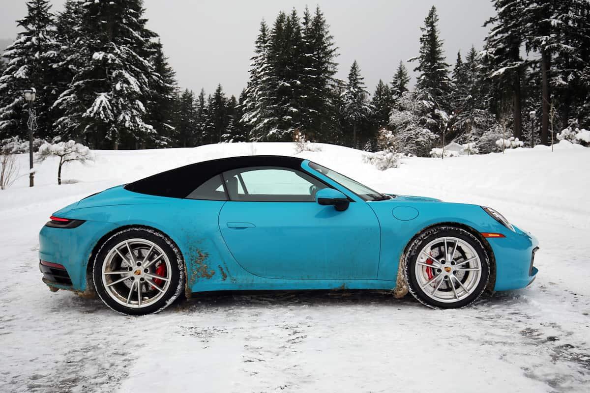 2020 Porsche 911 Carrera S Cabriolet review 7
