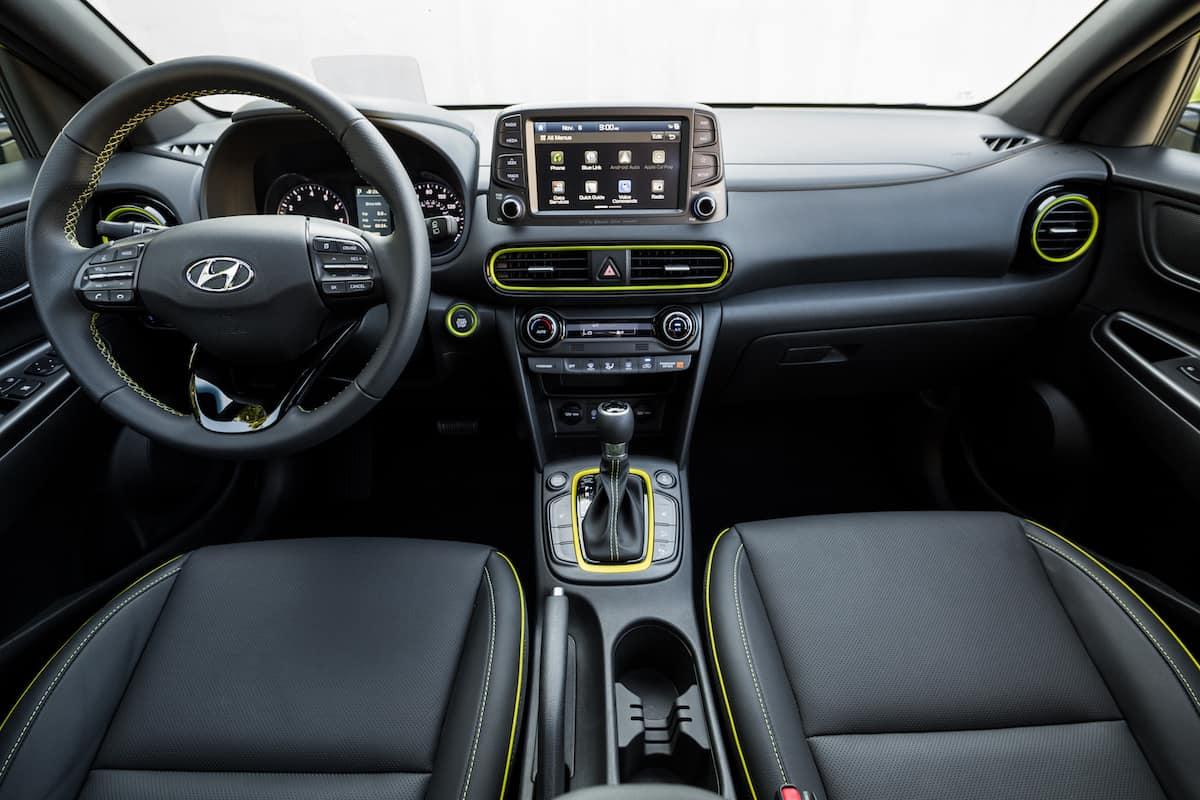 2020 Hyundai Kona 5