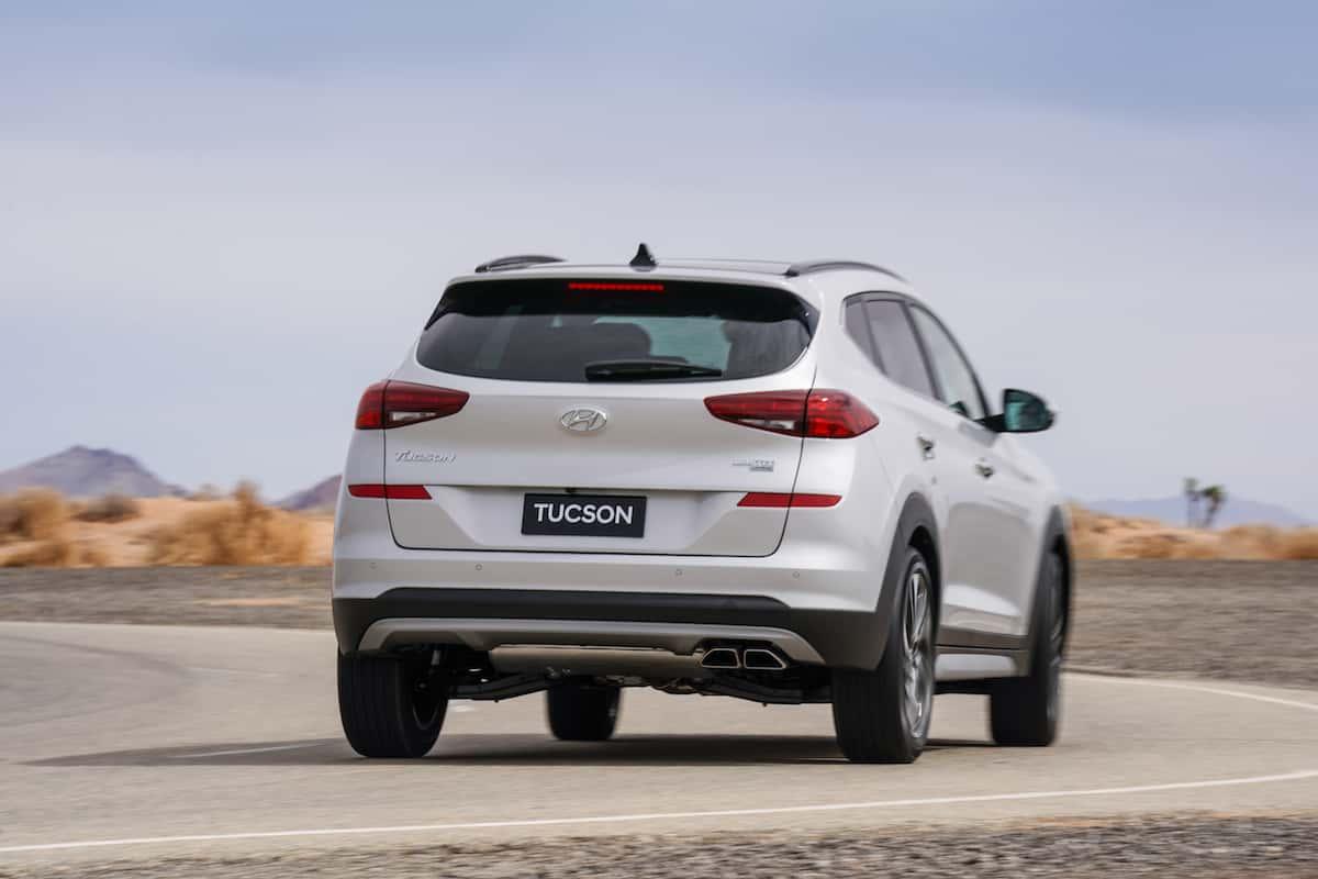 2020 Hyundai Tucson 9
