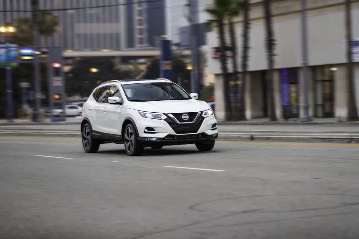 2020 Nissan Rogue Sport 4