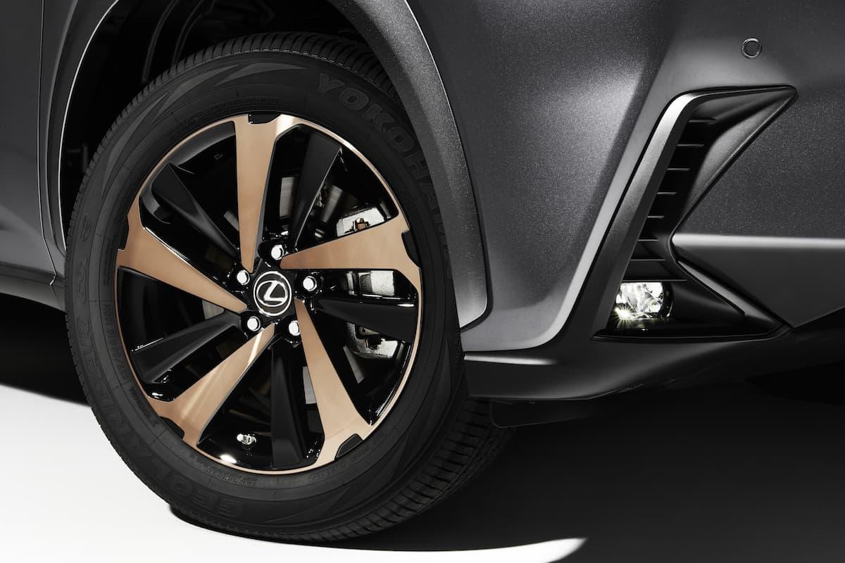 2020_Lexus_NX wheel