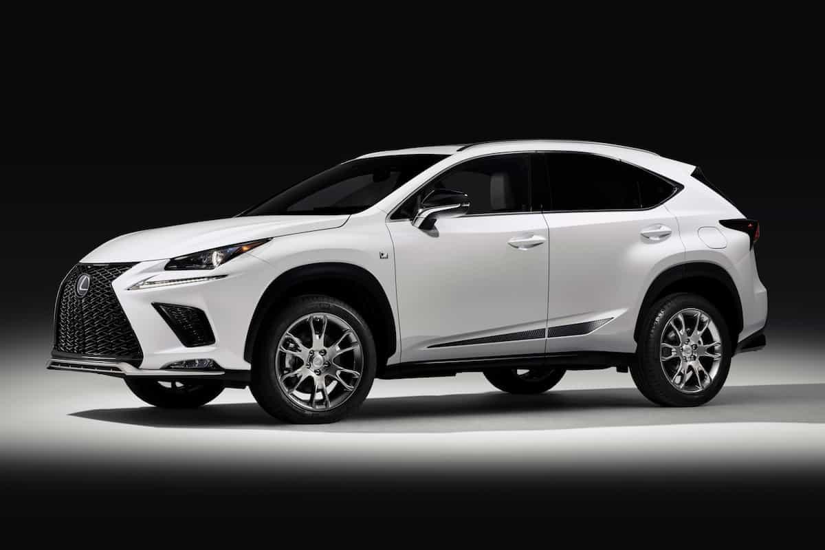 2020_Lexus_NX white