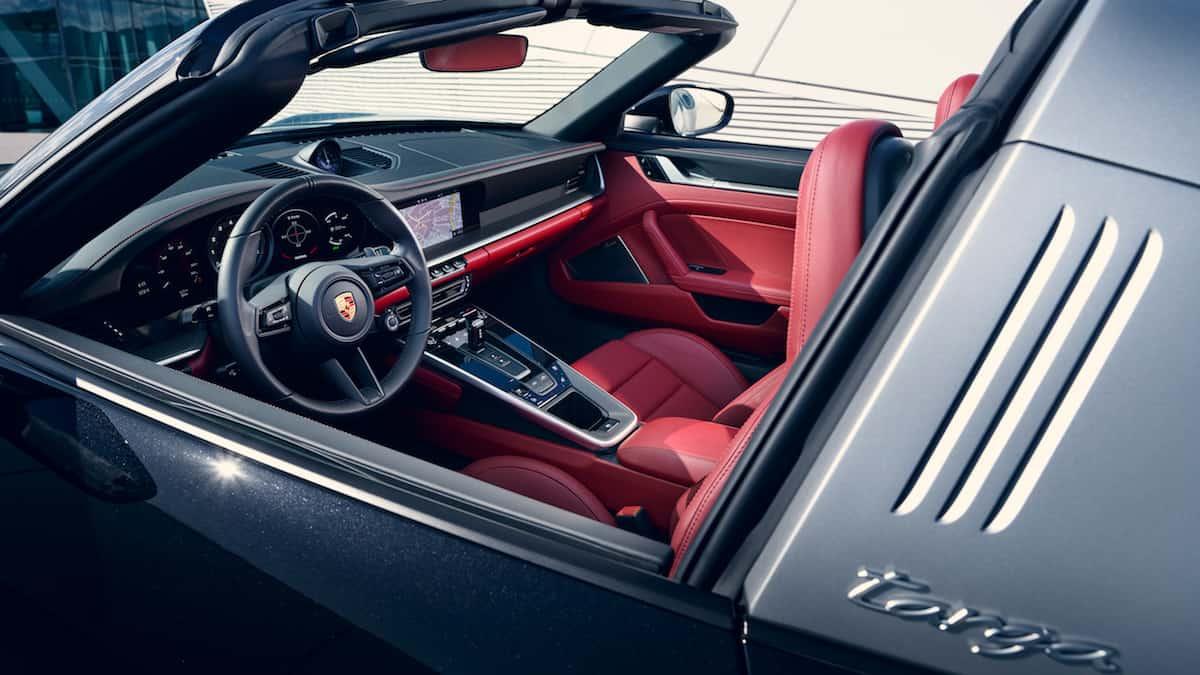 2021 porsche 911 Targa 4S 5