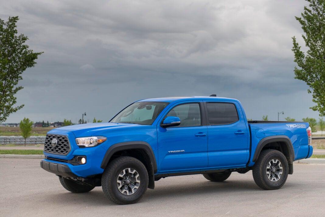 2020 Toyota Tacoma TRD (4 of 13)