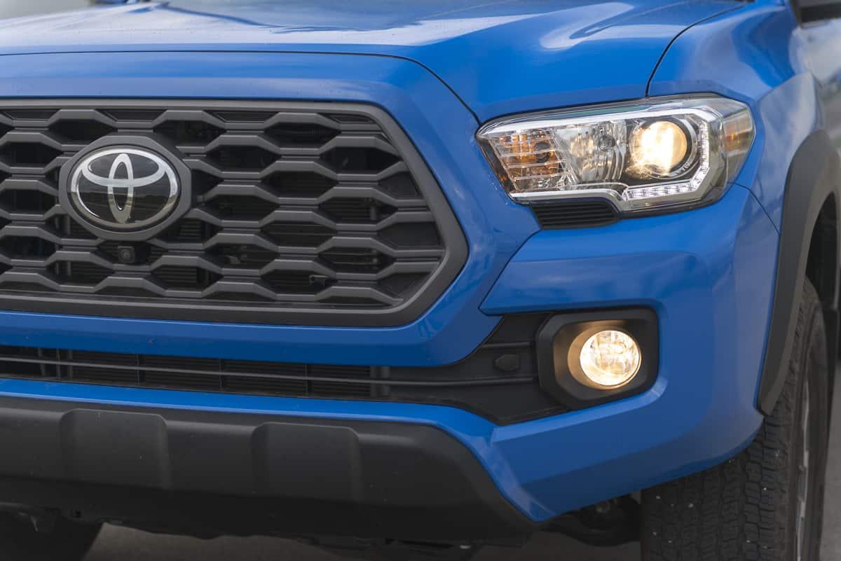 2020 Toyota Tacoma TRD (6 of 13)