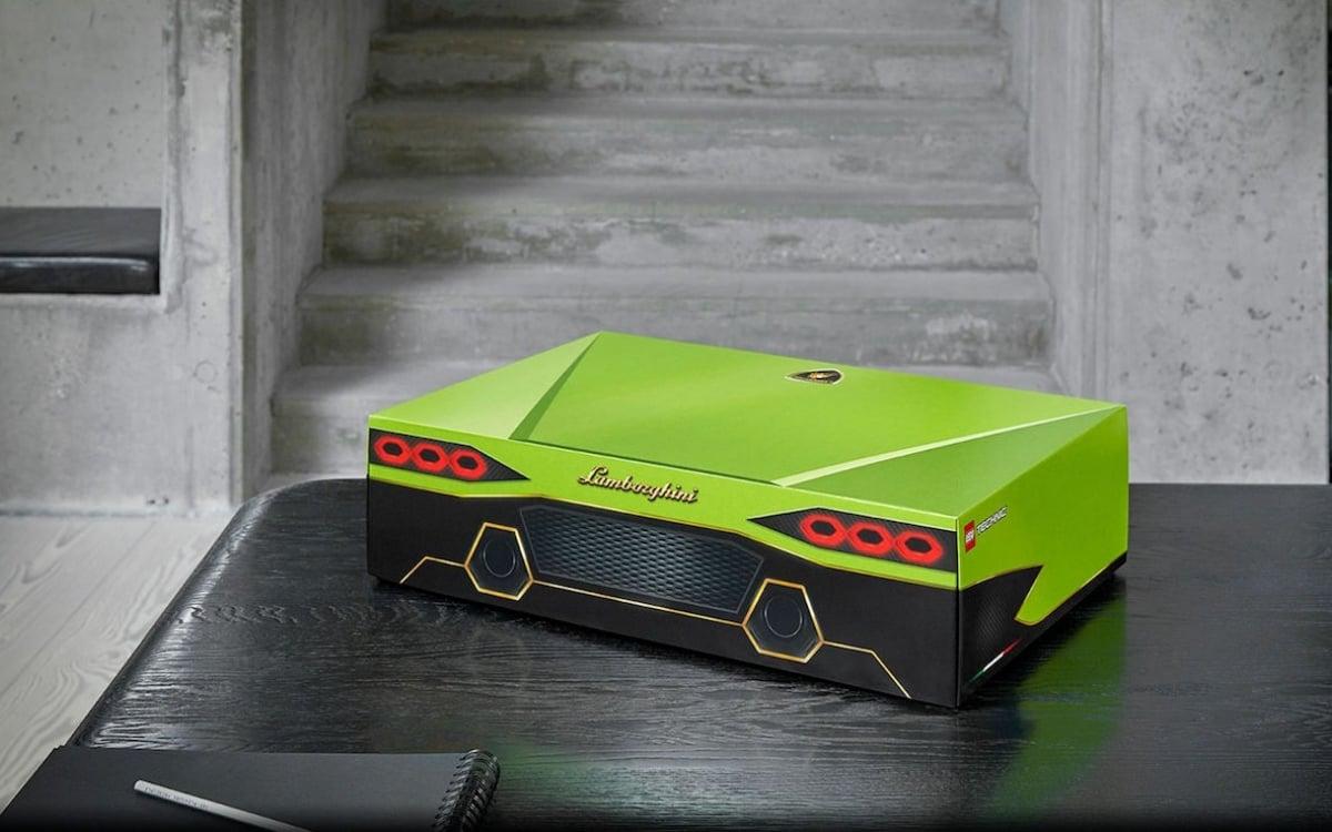 Lego Technic Lamborghini Sián FKP 37 box 2