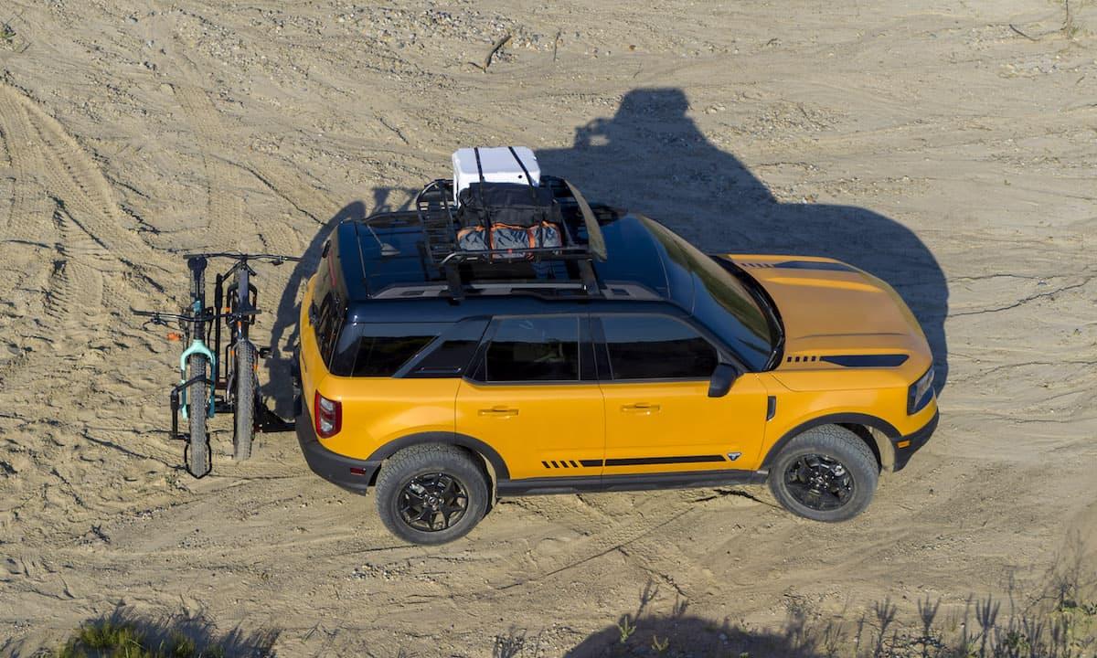 2021 Bronco Sport Exterior and accessories