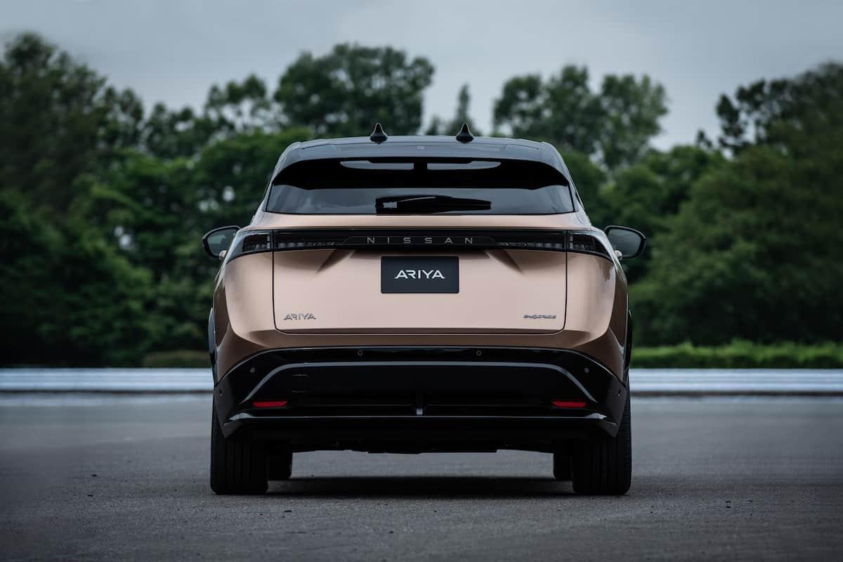 2022 Nissan Ariya all electric suv 13