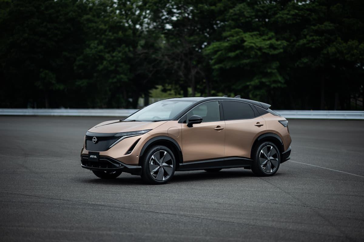 2022 Nissan Ariya all electric suv 15