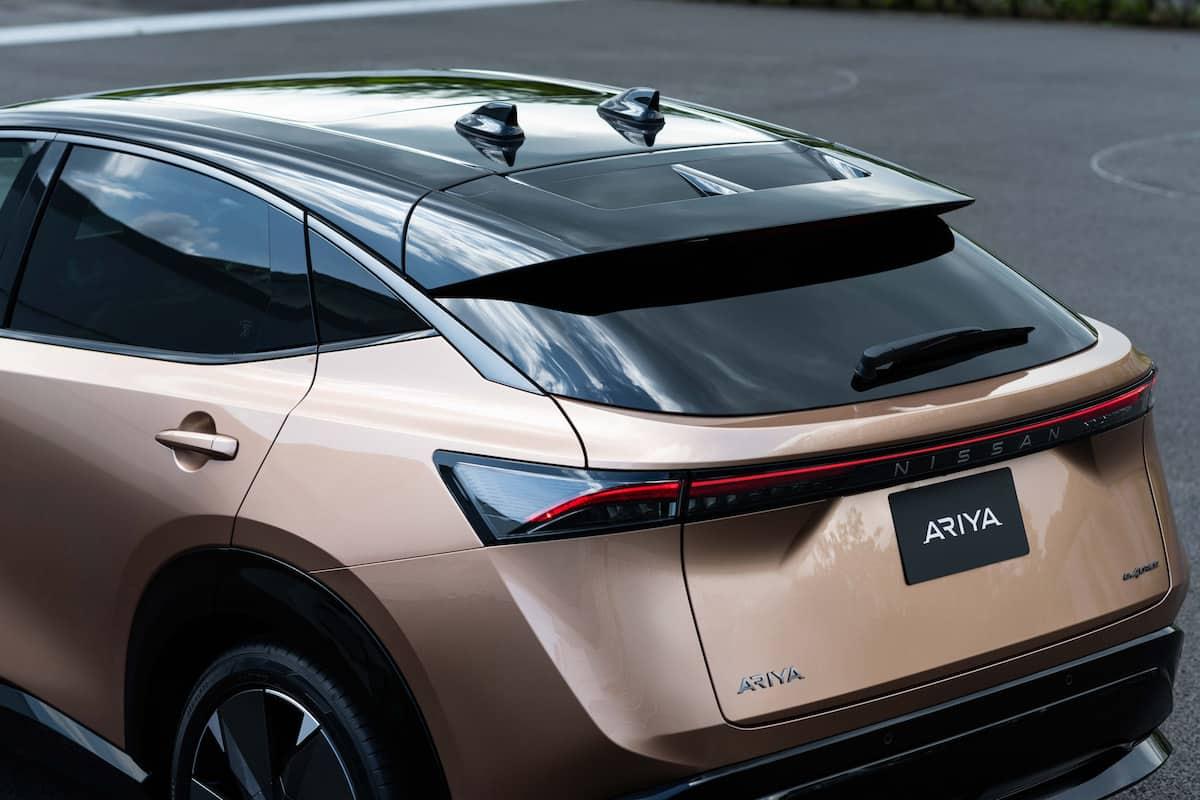 2022 Nissan Ariya all electric suv 17