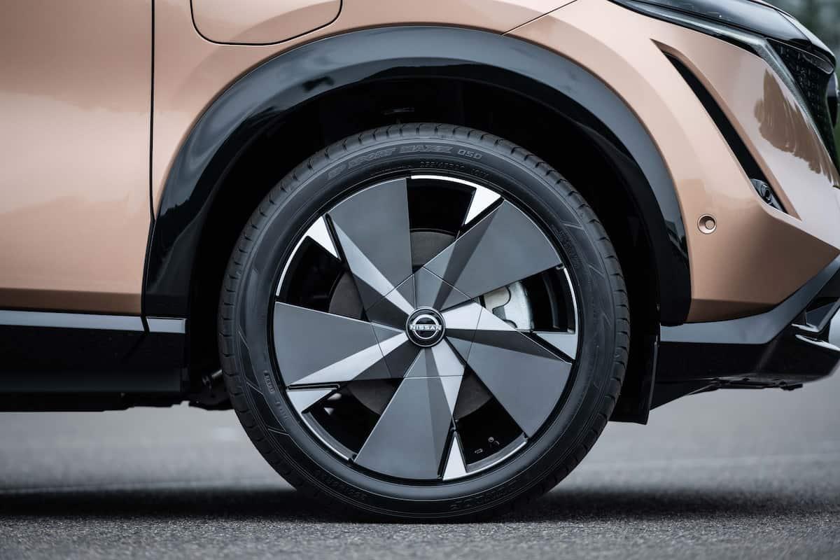 2022 Nissan Ariya all electric suv 19