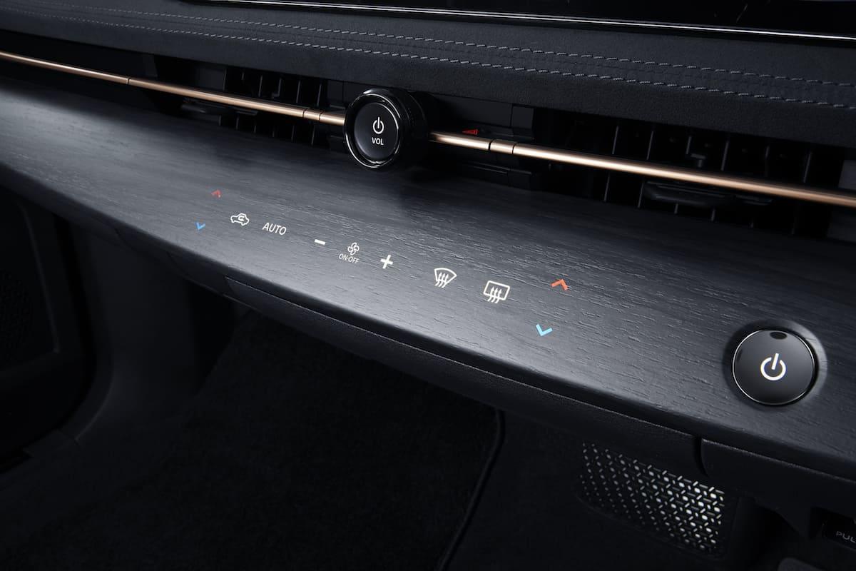 2022 Nissan Ariya all electric suv 2