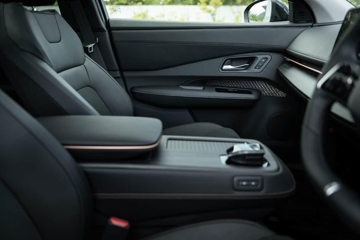 2022 Nissan Ariya all electric suv 8