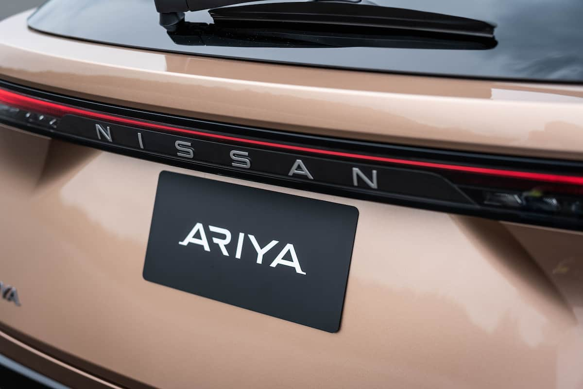 2022 Nissan Ariya all electric suv 9