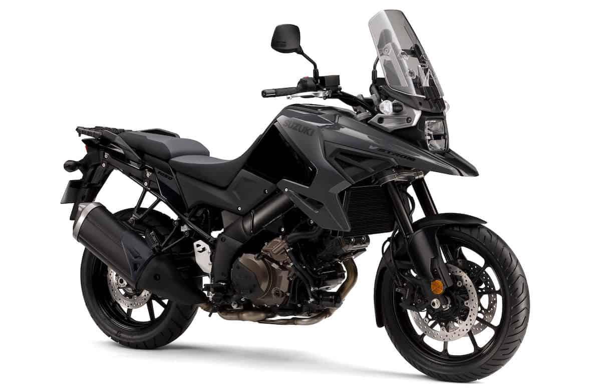 2020 Suzuki V-Strom 1050 front
