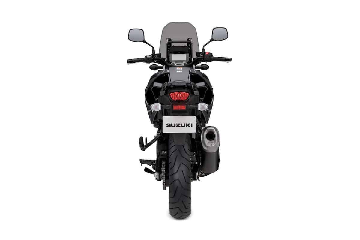 2020 Suzuki V-Strom 1050 rear head on