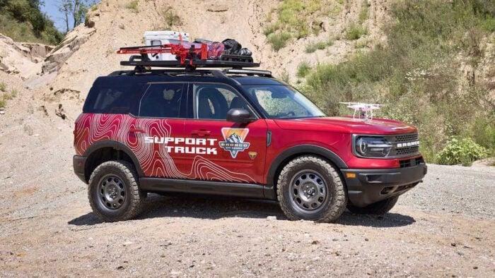 Bronco Sport Off-Roadeo Adventure Patrol