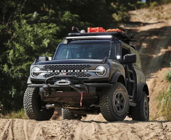 Bronco Two-Door Trail Rig