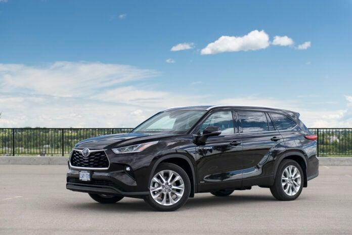 2020 Toyota Highlander Hybrid review