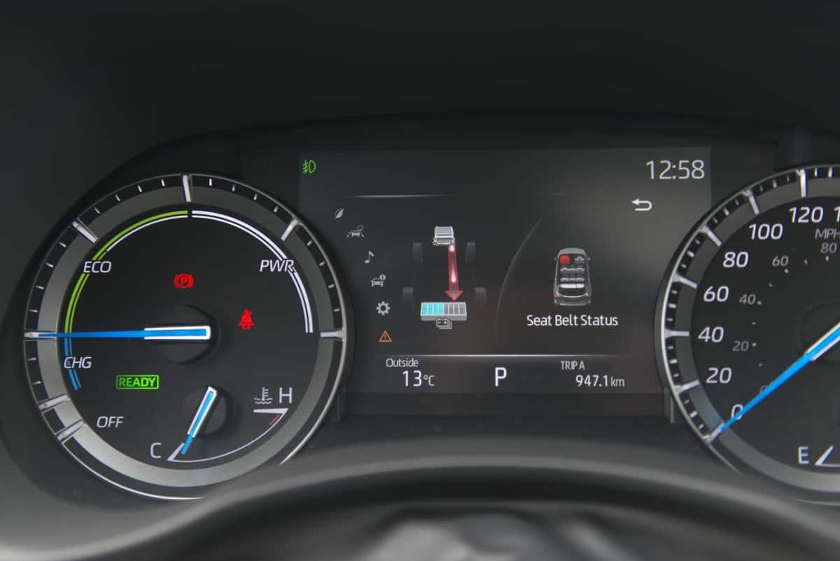 2020 Toyota Highlander Hybrid (17 of 18)