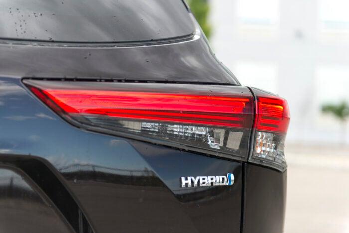 2020 Toyota Highlander Hybrid. Photo: Amee Reehal
