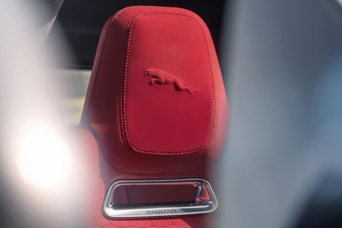 2021 Jaguar F-PACE Interior 13