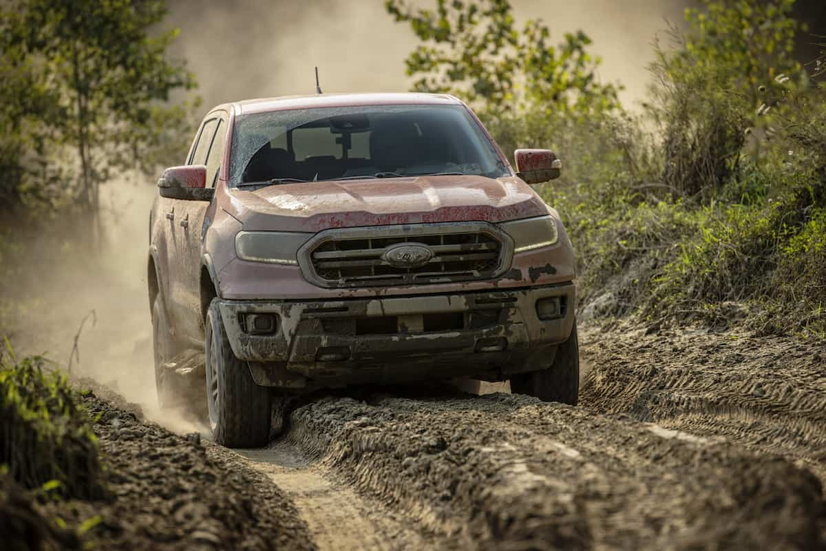 2021 ford ranger Tremor Off-Road Package 8
