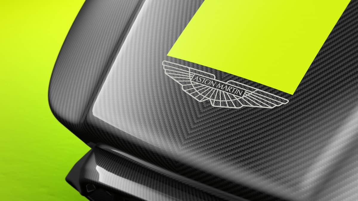 Aston Martin AMR-C01 Racing Simulator Cockpit 1