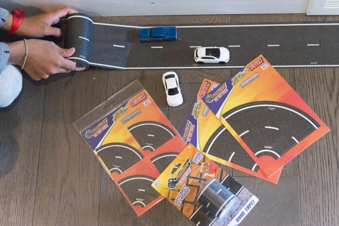 InRoad Toys Road Tape review