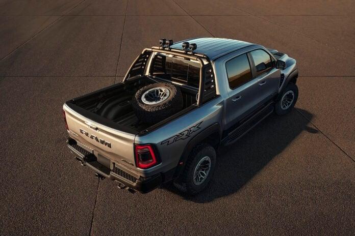 2021 Ram 1500 TRX gains over 100 Mopar accessories and parts
