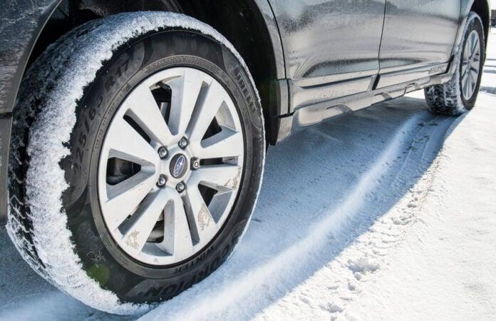 Pirelli Scorpion Winter Tire Review