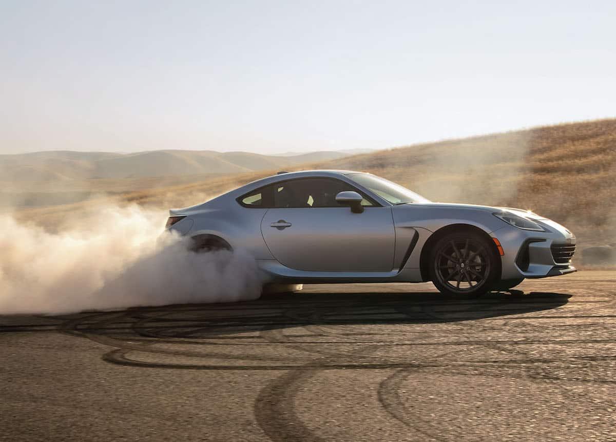 2022 Subaru BRZ Horsepower & Specs: A Closer Look ...