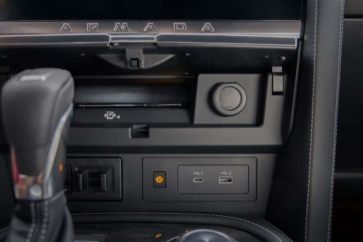 2021 Nissan Armada SUV update 14
