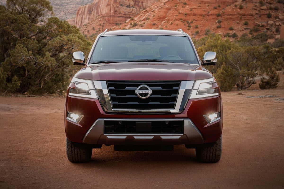 2021 Nissan Armada SUV update 29