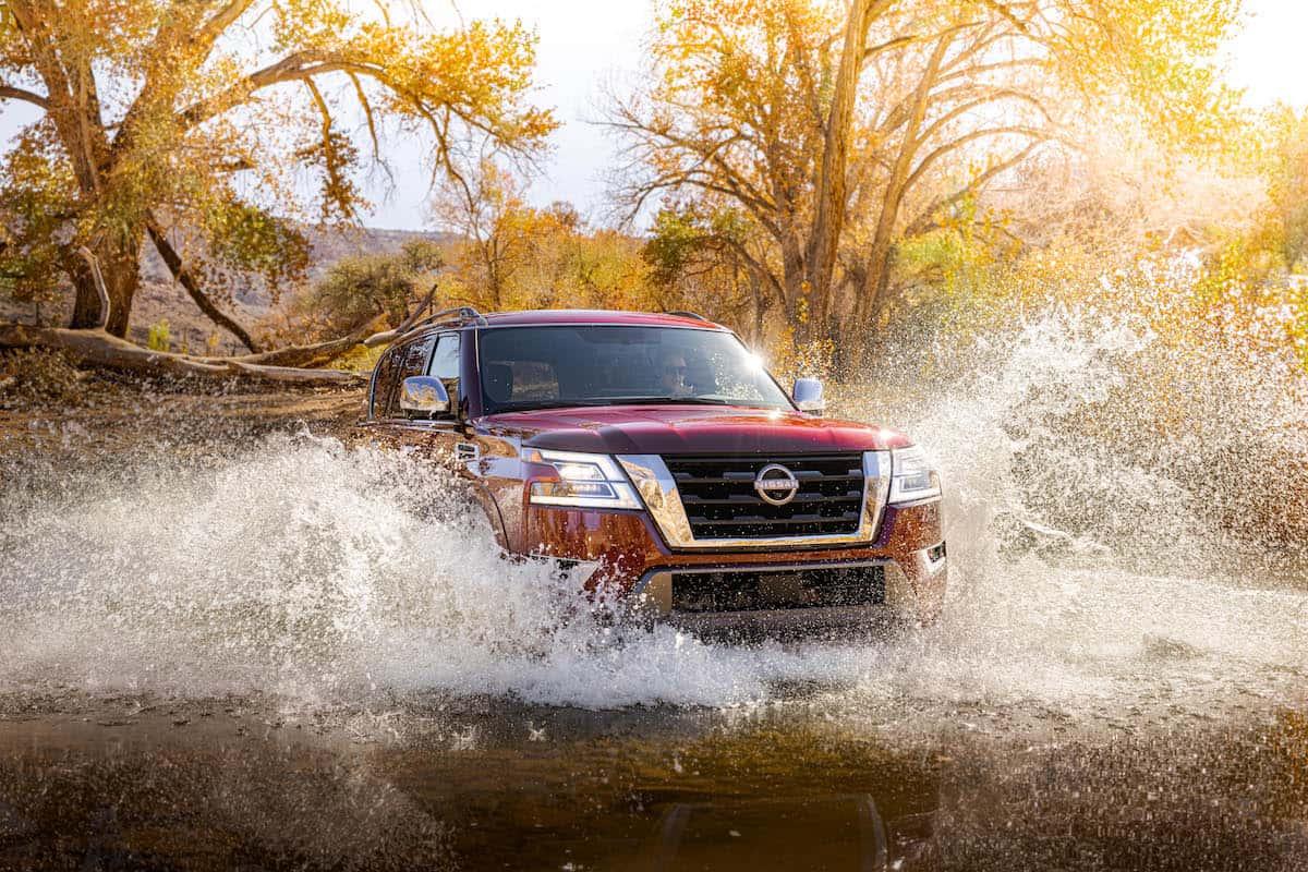 2021 Nissan Armada SUV update 4